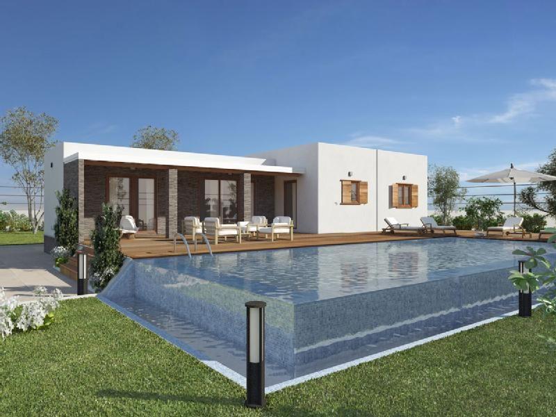 Casa prefabricada de madera cubik146m2 viviendas - Casas modernas prefabricadas ...