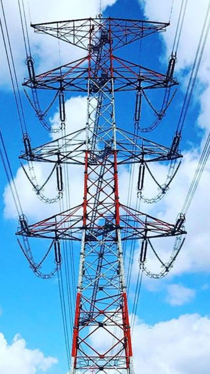 Strommast Transmission Towers In 2019 Transmission Tower