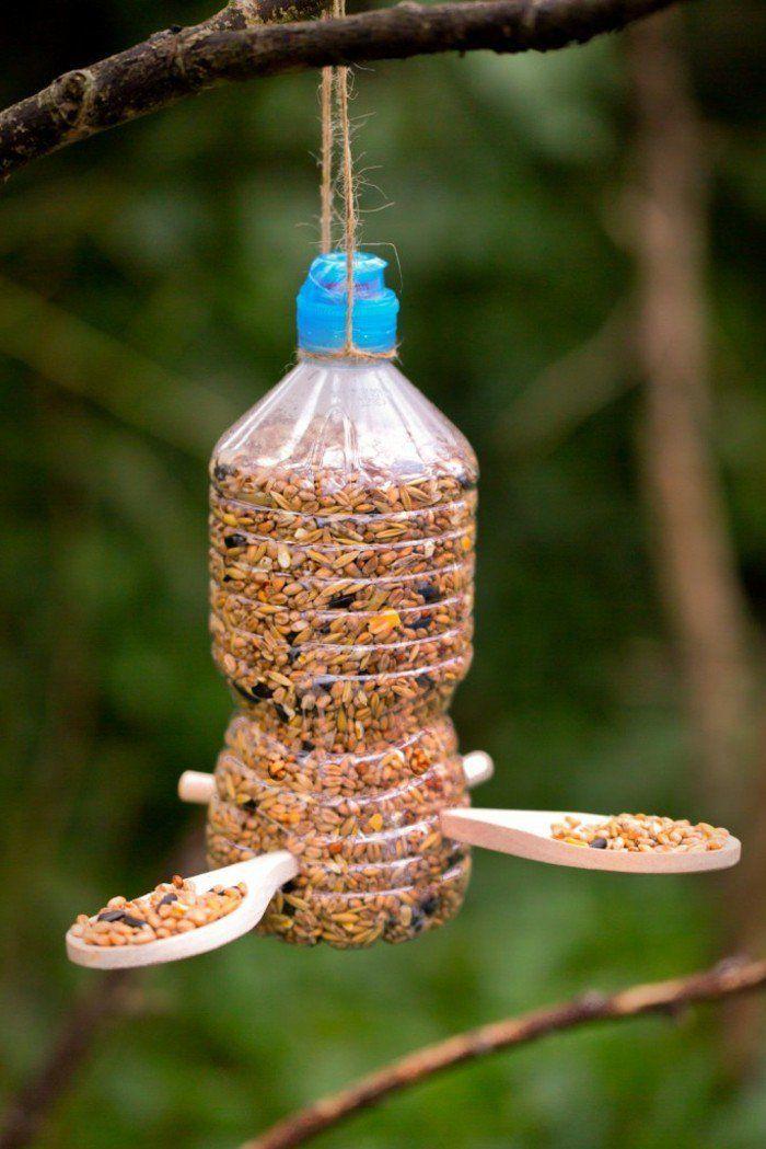 Mangeoire Oiseau Fait Maison  Ventana Blog