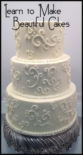 Learn To Make Beautiful Cakes Great Tutorials Here