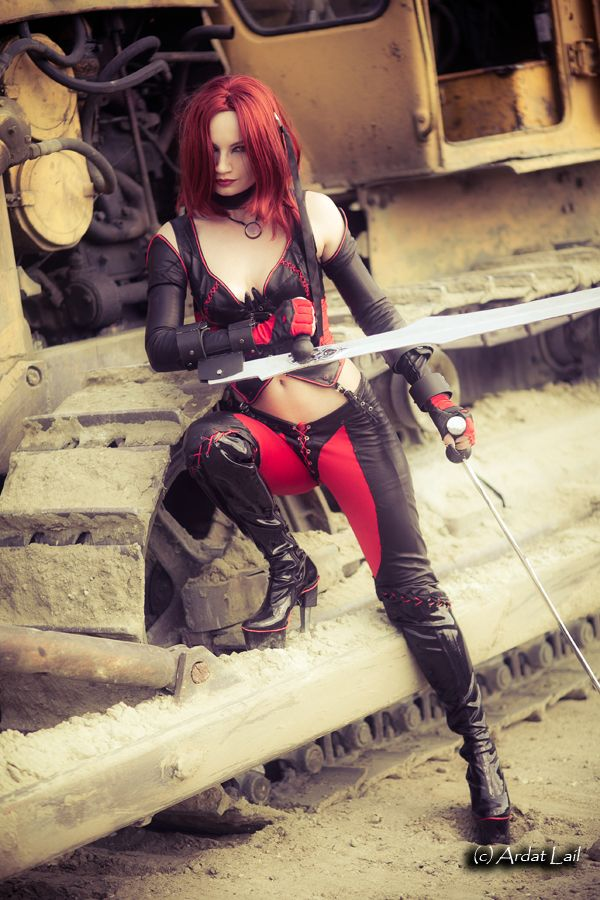 Pin On Bloodrayne