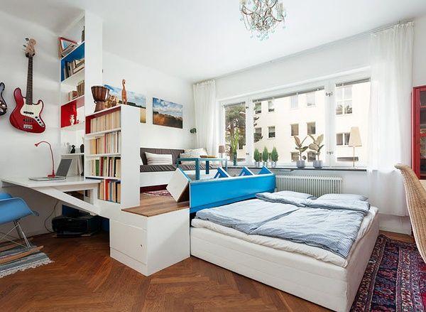 山形shanxing的相册 小户型公寓室内设计参考 Home Studio Interior Home Decor