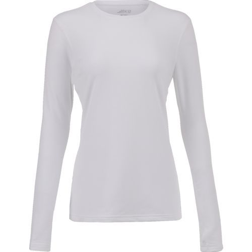acd6add03e8a BCG Women's Cold Weather Training Top (White, Size Large) - Women's  Athletic Apparel, Women's Athletic Performance Tops at Academy Sports