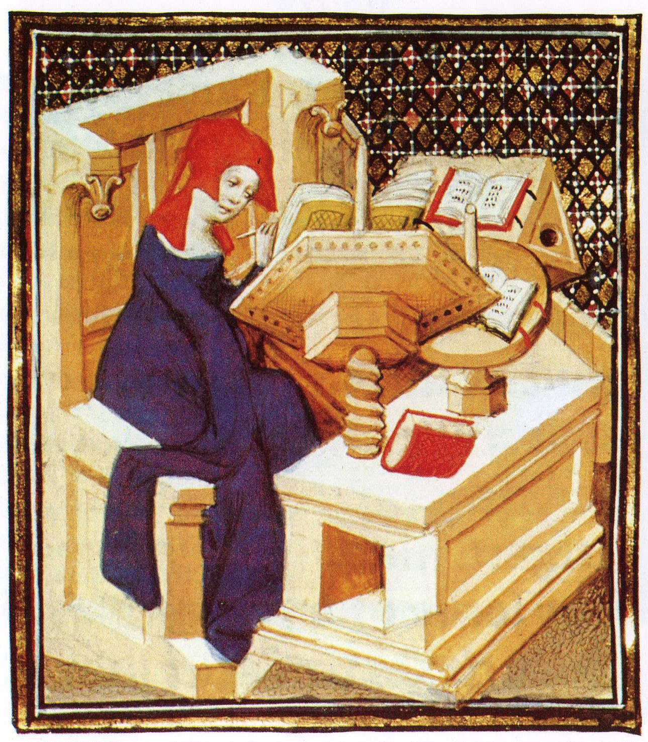 Epingle Sur Scriptorium