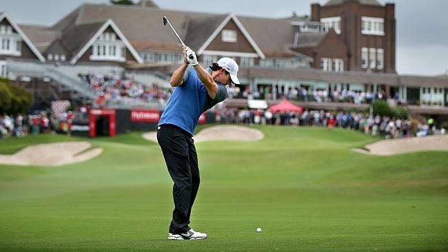 26+ Australian open golf club info