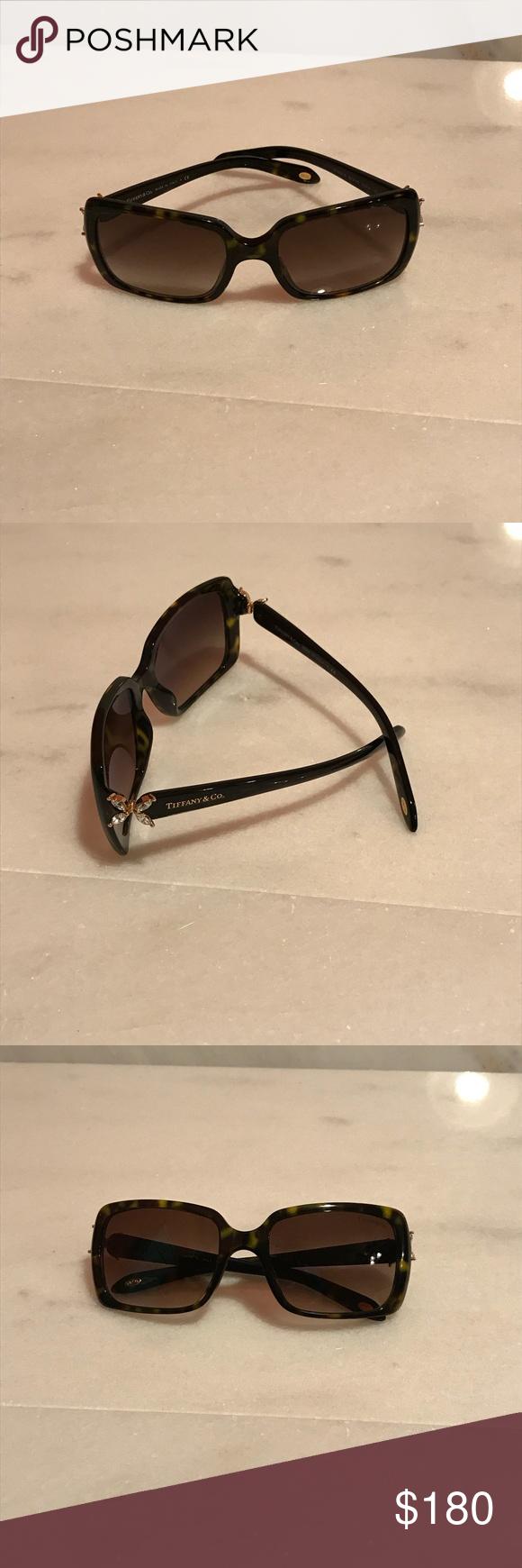 5c88fc1cae76 New Authentic Tiffany   Co. sunglasses New Authentic Tiffany  Co. sunglasses  4047-B 8015 3B NO CASE INCLUDED Tiffany   Co. Accessories Glasses