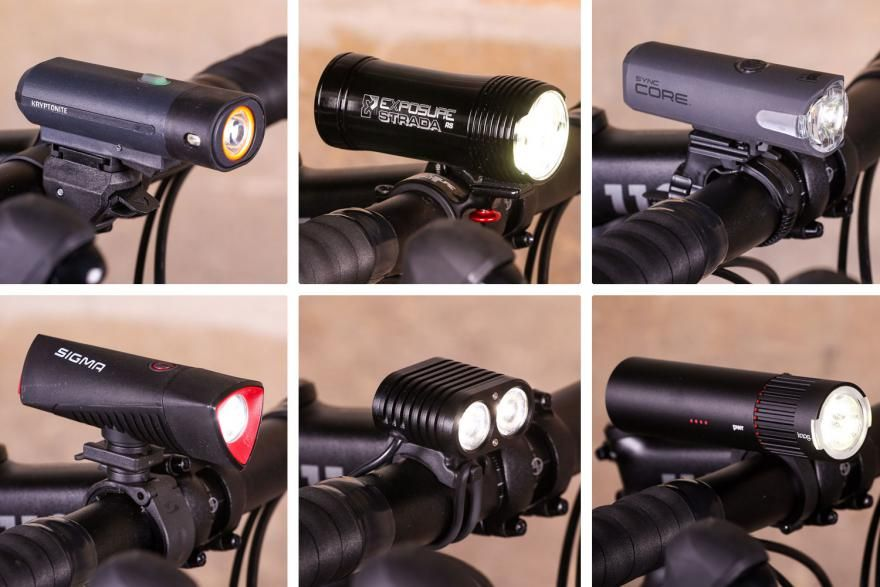 The Best 2018 Front Lights For Cycling 40 Light Beam Comparison
