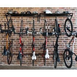 bike helmet storage rack - Google Search  sc 1 st  Pinterest & bike helmet storage rack - Google Search | Garage stuff | Pinterest ...