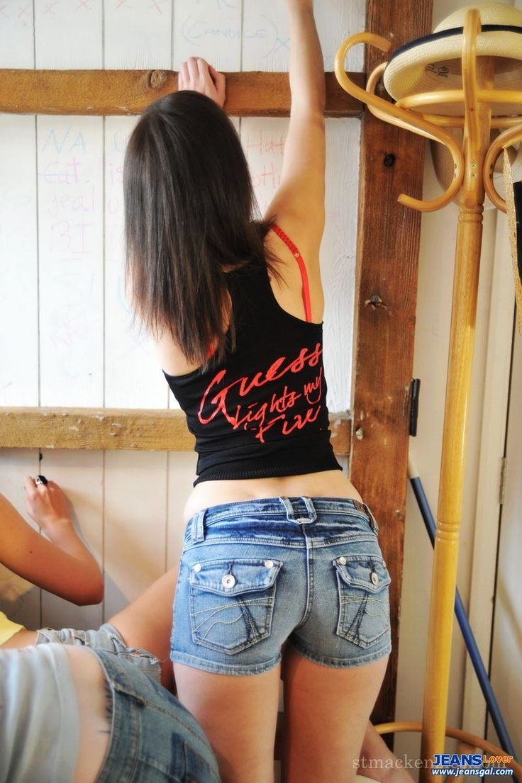 jeans teen ass Explore Jeans Denim, Short Shorts, and more!
