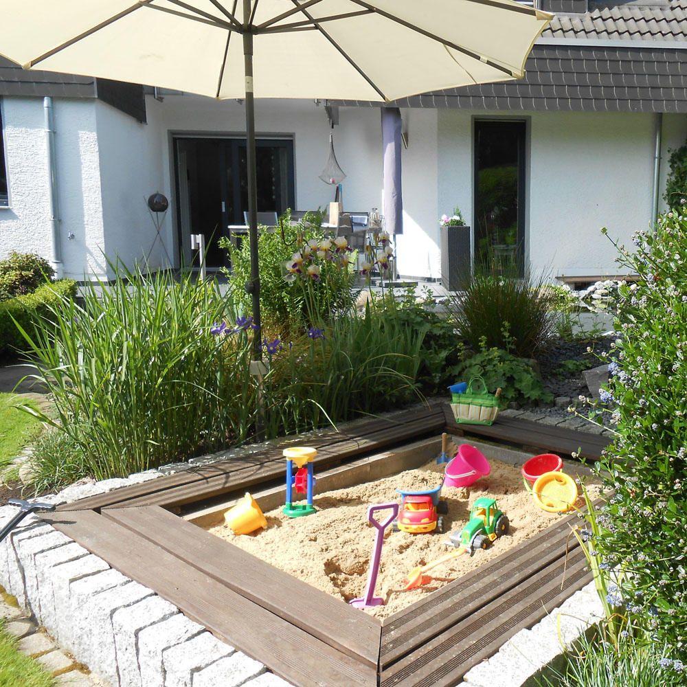 Safe And Cool A Sunken Trampoline For Kids Garten Spielplatz Hinterhof Spielplatz Und Eingelassenes Trampolin