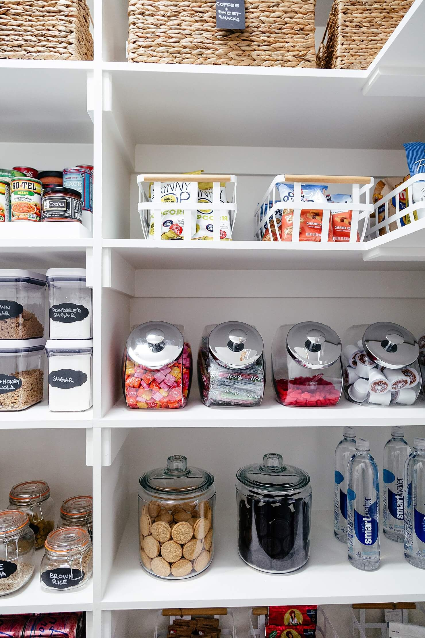 Pantry Organization Ideas: Tips For How TO Organize Your Pantry ...