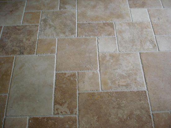 Rough Edges  Kitchen Floor Tile  Pinterest  Floor Tile Patterns Best Kitchen Floor Tile Design Patterns Inspiration Design