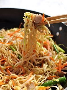 Proper Chicken Chow Mein Recipe Faster Than Takeout And A