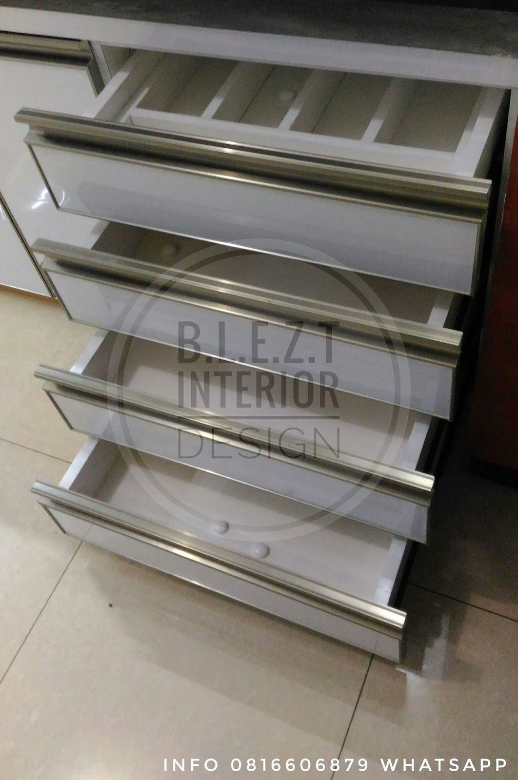 Kitchen Set Aluminium Jogja Kitchenset Jogja Rak Kitchen Set Minimalis Modern Pinterest