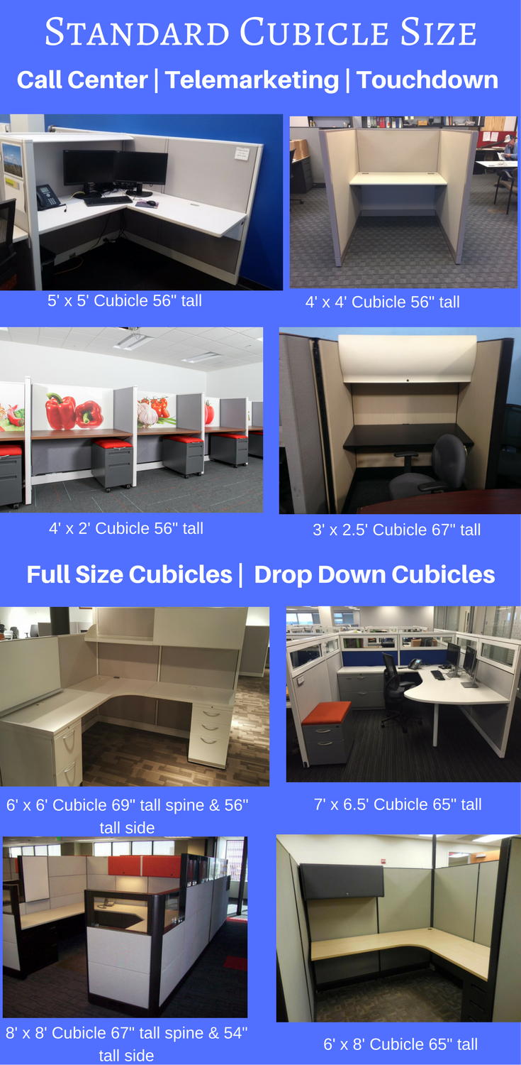 Standard Sizes Of Office Cubicles Greencleandesigns Com Cubicle