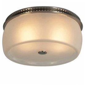 Merveilleux Allen + Roth 1.5 Sones 90 CFM Brushed Stainless Steel Bathroom Fan And  Light $70