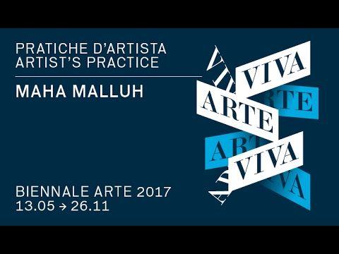 #LaDiligenzaDelSapere: Biennale Arte 2017 - Maha Malluh. | #Sharendipity: #BiennaleArte; #MahaMalluh.