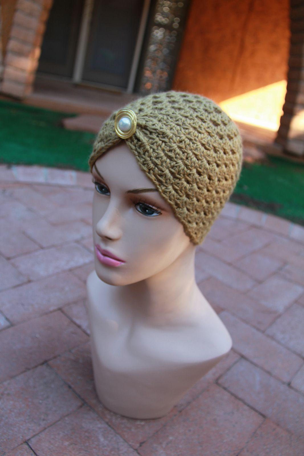 Ravelry: Project Gallery for Crochet Turban pattern by Sue W ...