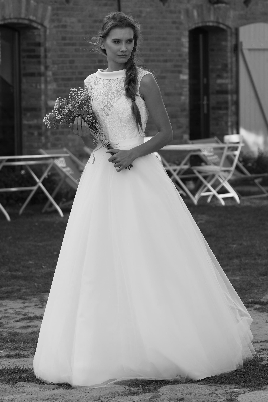Nett Vintage Beiläufiges Hochzeitskleid Ideen - Hochzeit Kleid Stile ...