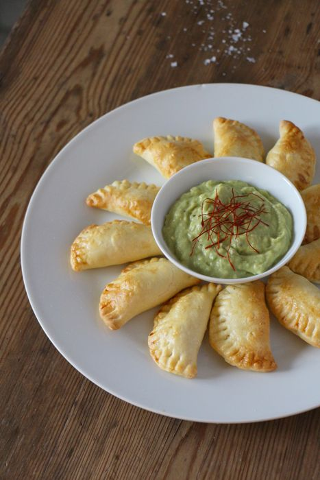 Photo of NEW YEAR'S FINGERFOOD: MINI EMPANADAS – Transglobal Pan Party