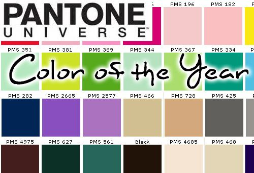 Pantone Color of the Year Pinterest Cover