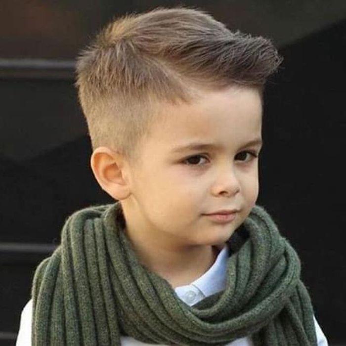 ▷ 1001 + Ideen für trendy Frisuren für Jungs - Top Trends für 2019