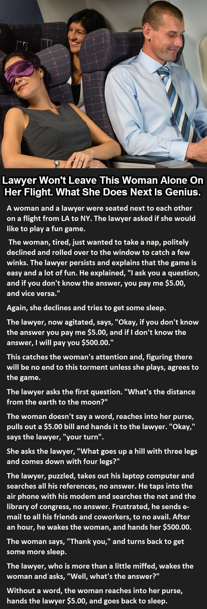 Lawyer got trolled