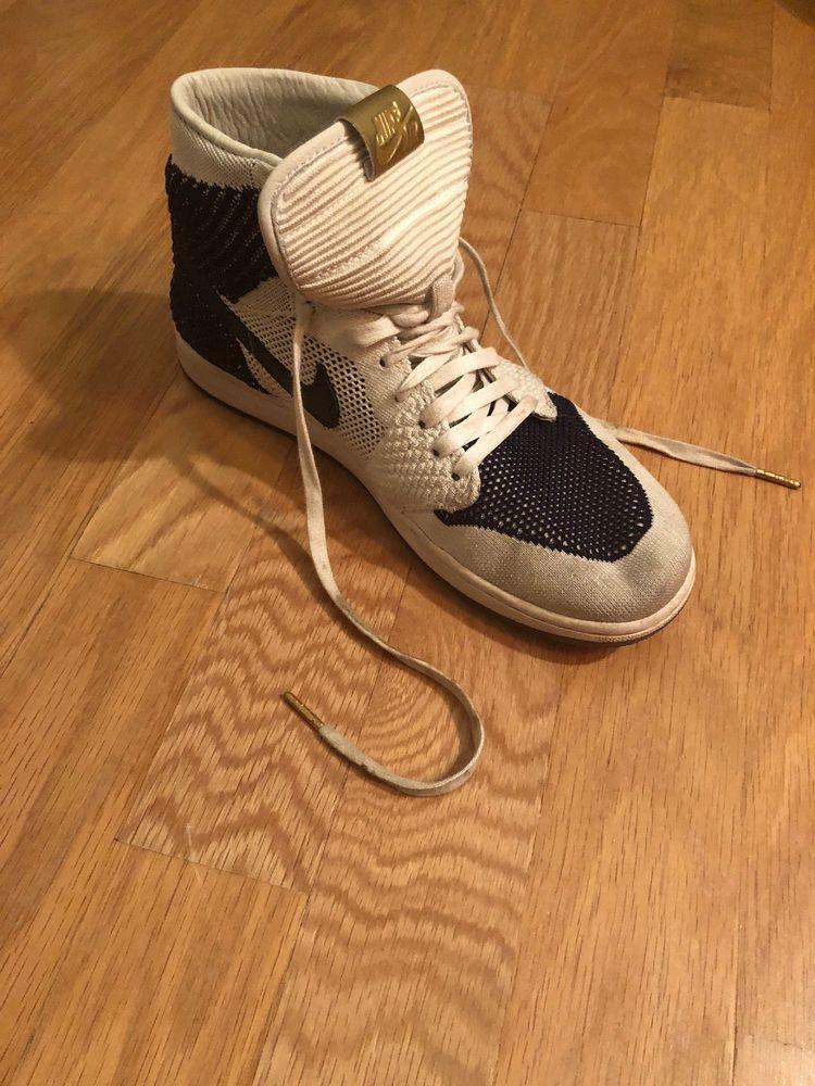 f0f0354e214b NEW Air Jordan 1 Retro High Flyknit DEREK JETER RESPECT sz-11.0 (Ready To  Ship)  fashion  clothing  shoes  accessories  mensshoes  athleticshoes  (ebay link)