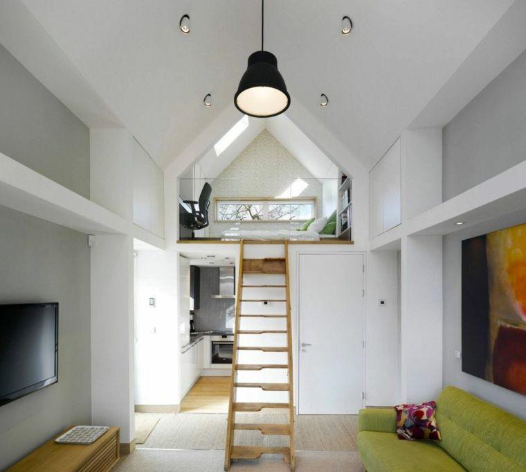 Lit mezzanine : une pièce supplémentaire cosy et intimiste ...
