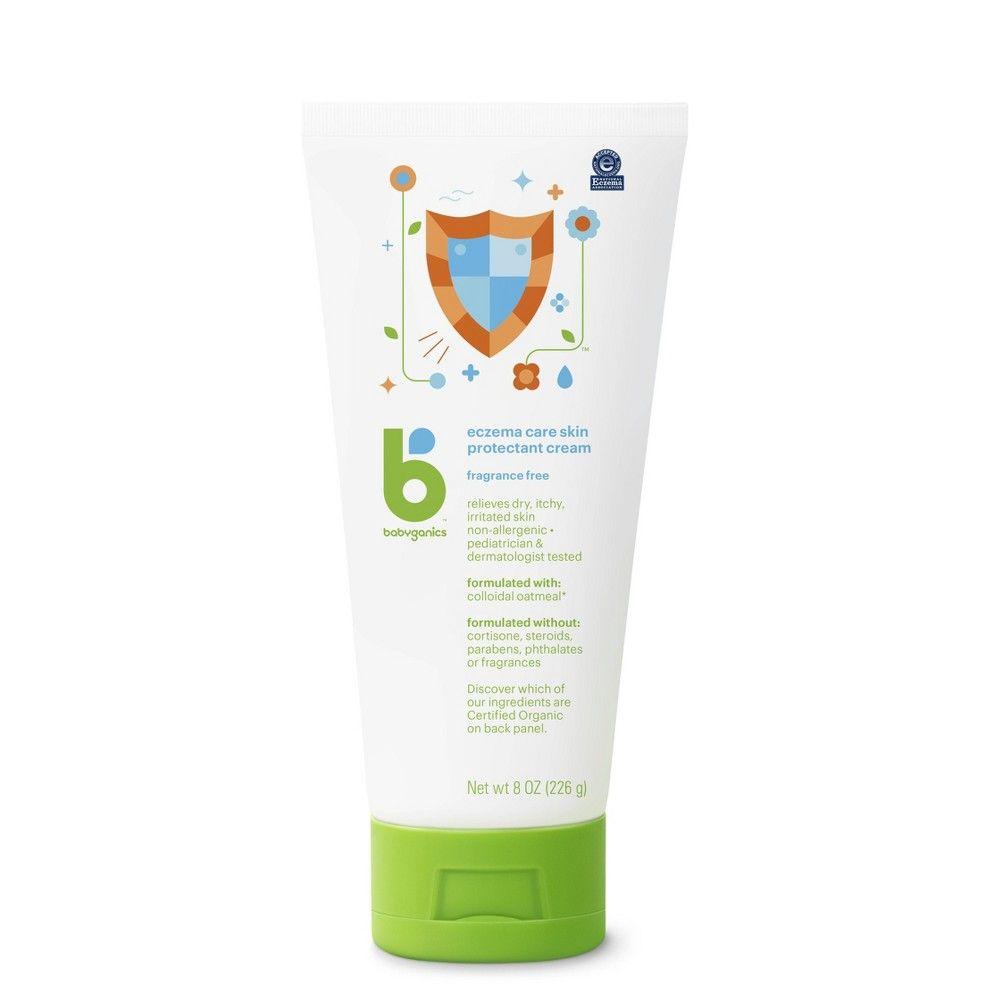 Babyganics Eczema Care Skin Protectant Cream 8oz In 2020 Skin Protection Eczema Lotion Skin Care