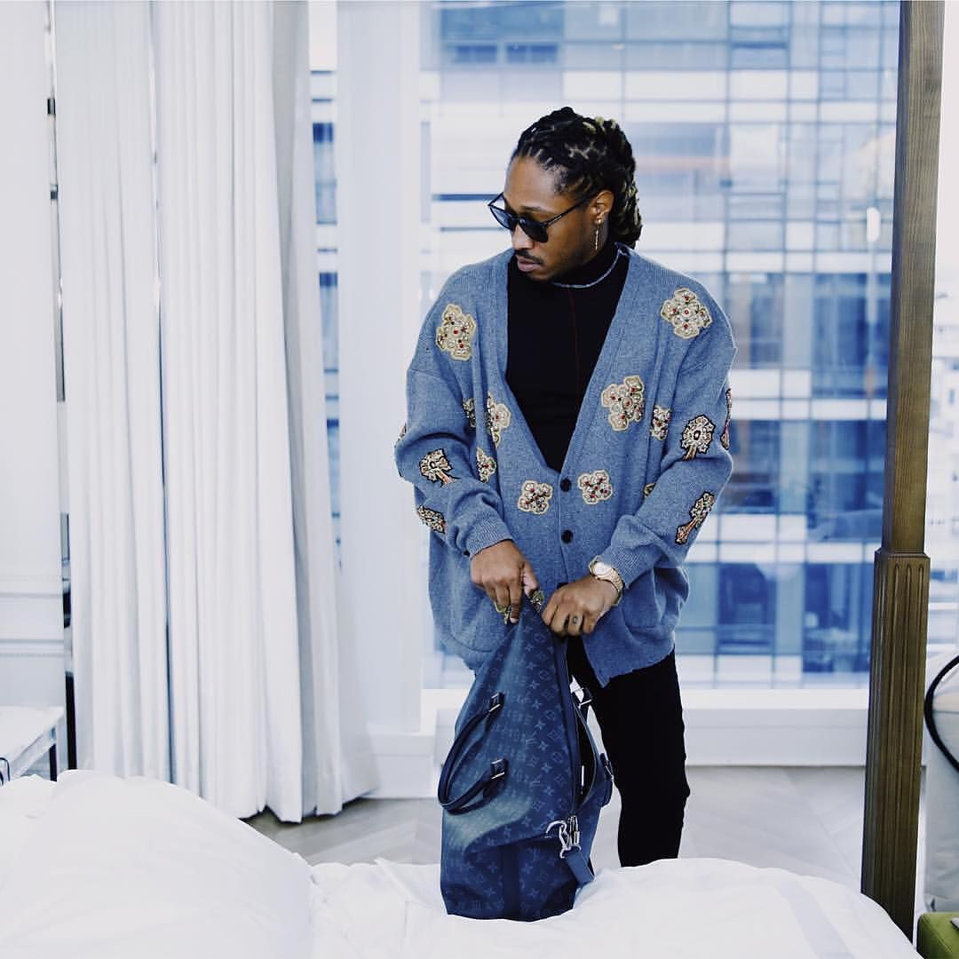 Future style | Mens fashion streetwear, Future rapper