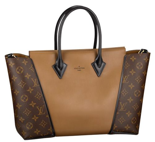 Attention, bag ladies, there's a new tote in town. Meet Louis Vuitton's W