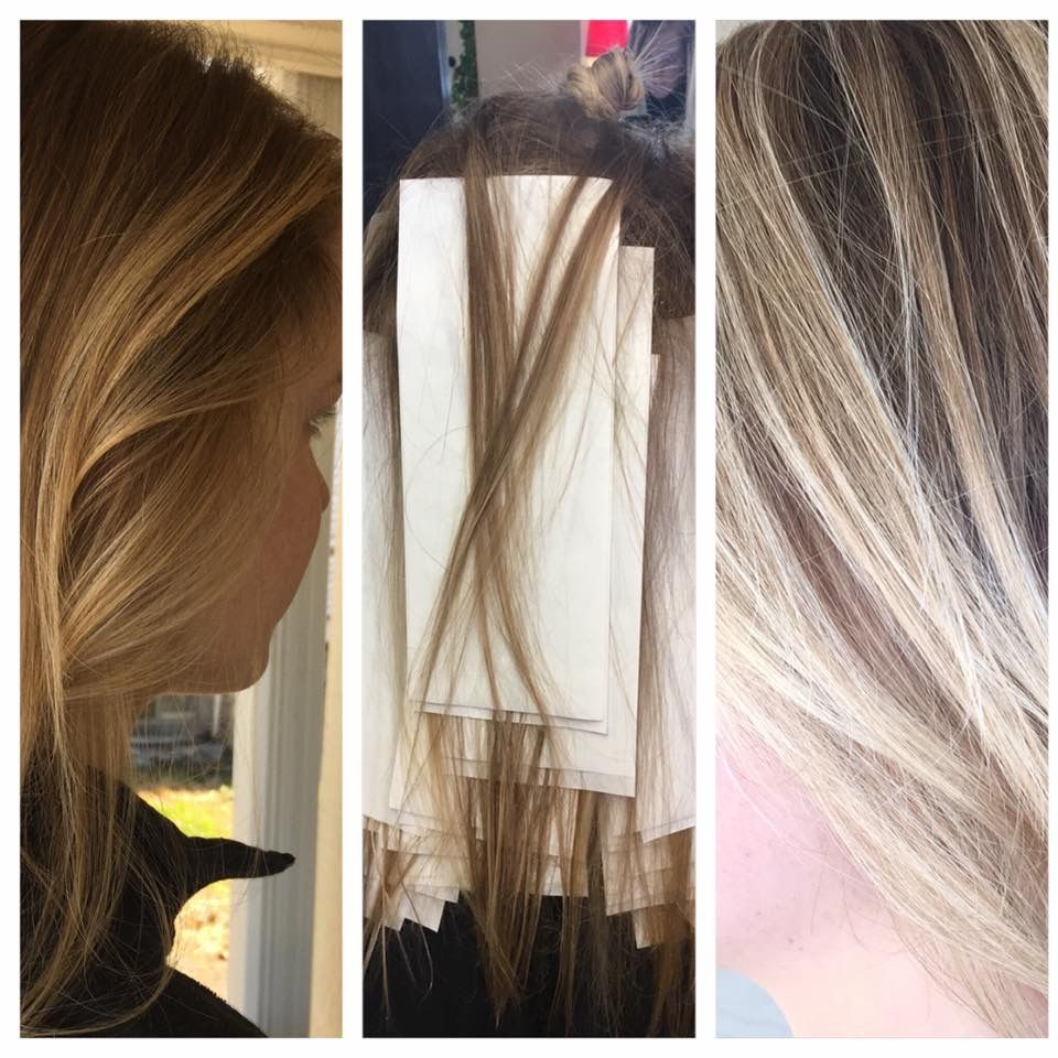 Blonde Balayage Hair Color By Patti Patti Usselman Hair Co Spokane Wa Blonde Balayage Balayage Hair Hair Color