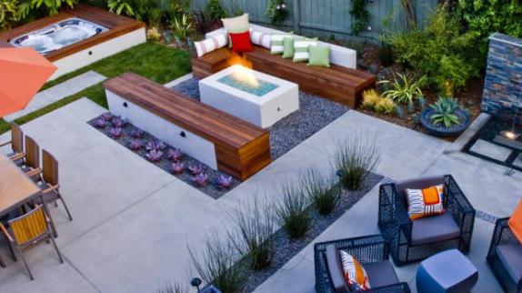 Eco Friendly Designs Green Building Blog Hardscape Backyard