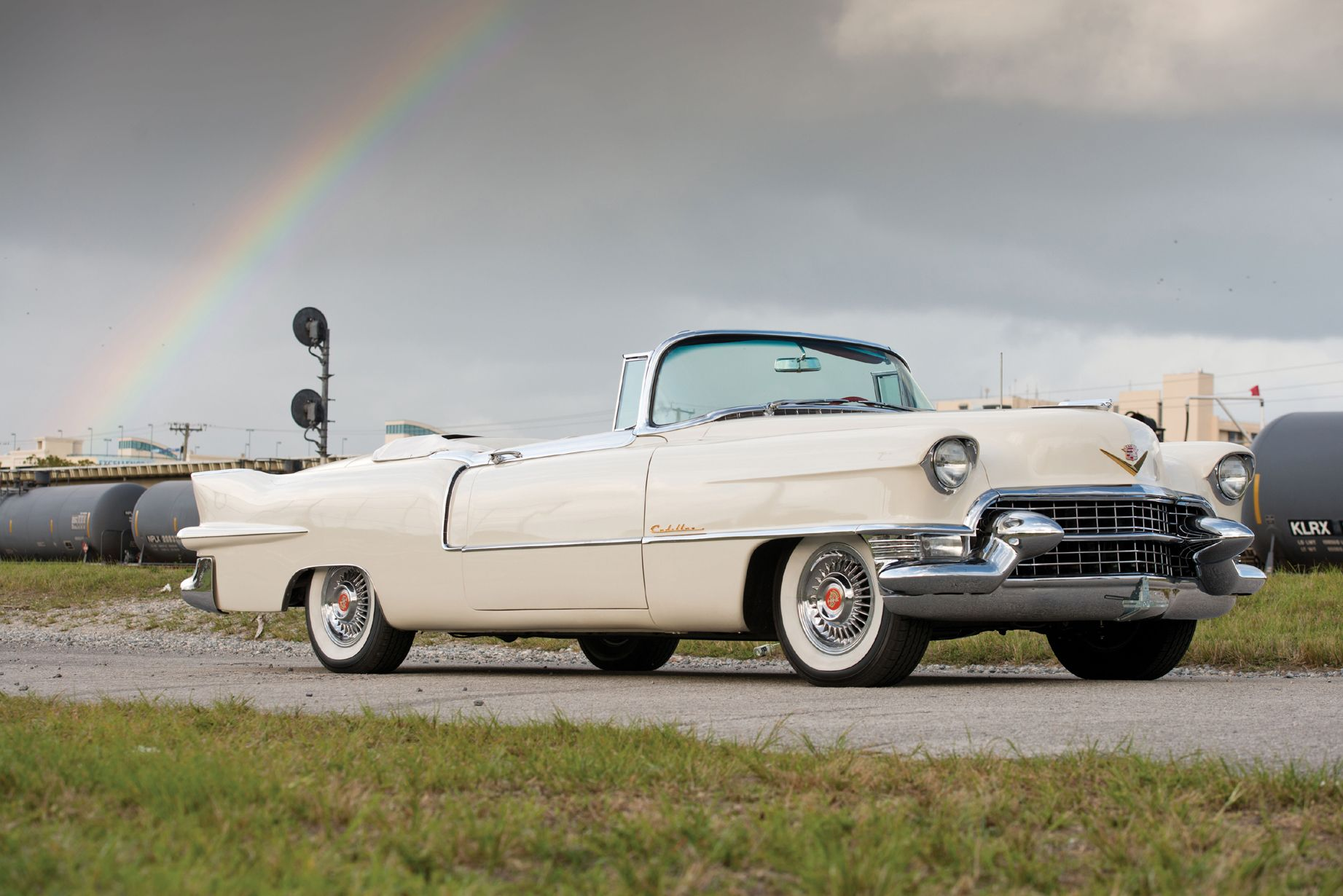 1955 Cadillac Eldorado   American Classic   Pinterest   Cadillac ...