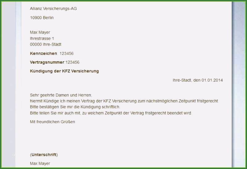 19 Erstklassig Kundigung Vollkasko Vorlage Sie Mochten Sofort Kopieren In 2020 Briefkopf Vorlage Kundigung Lebenslauf