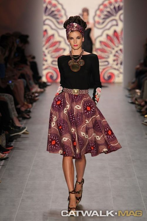 Tribute to the beauty and the strength of Africa. Because womanliness is expressed variously... LENA HOSCHEK for SS2015. Mercedes-Benz Fashion Week- Berlin Fashion Week http://www.catwalkmag.com/gr/en/events/mercedes-benz-fw-berlin-ss2015/546/