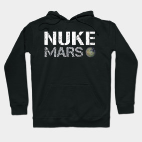 Nuke Mars by samydesigner