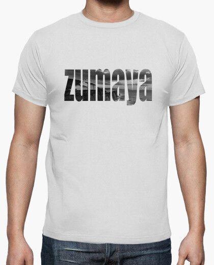 Camiseta turistica de Zumaya