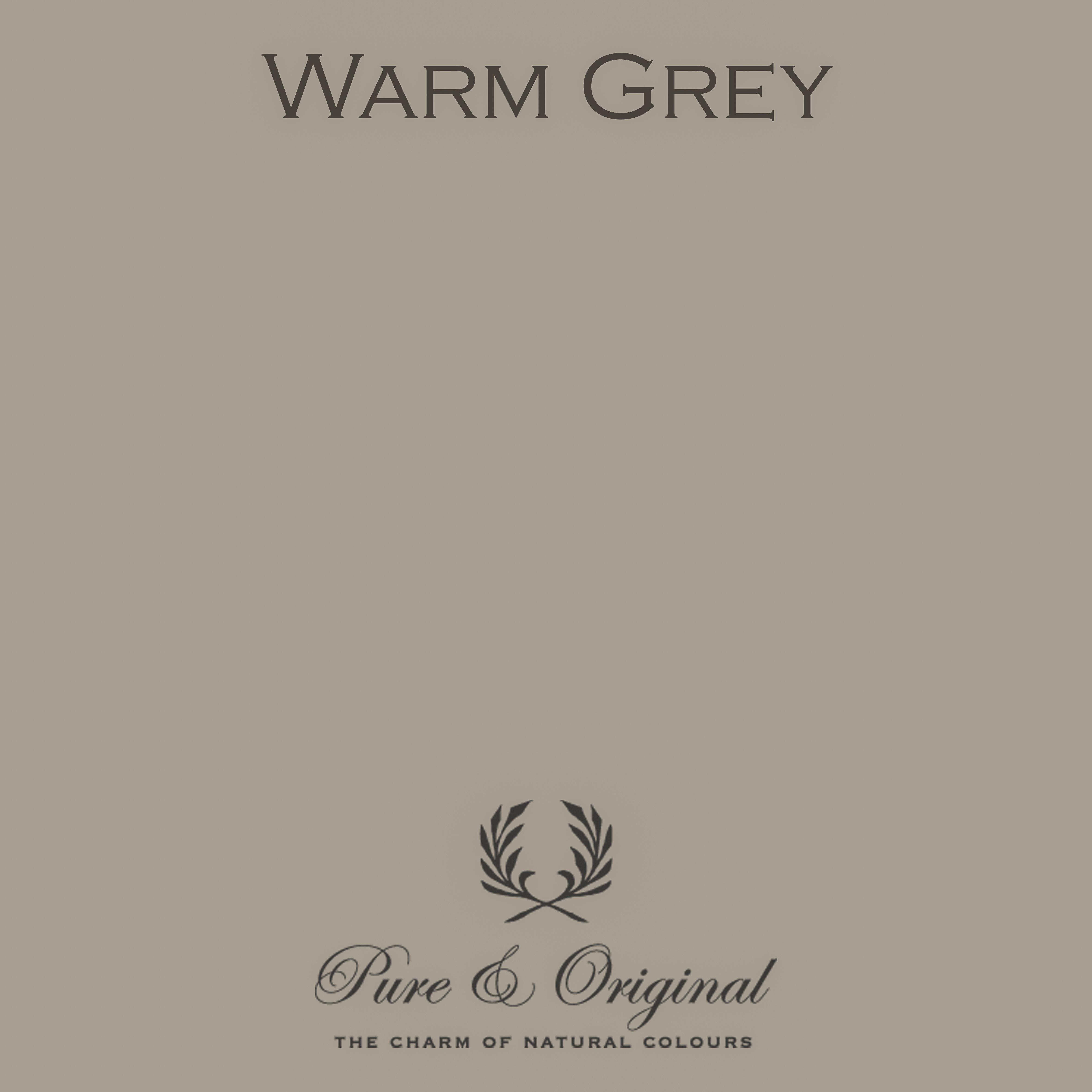 warm grey pure original paint color story paint. Black Bedroom Furniture Sets. Home Design Ideas