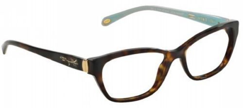 9f758e42e6bd Eyeglass Frames 180957  Tiffany And Co. Eyeglasses Tf 2114 8015 Havana Blue  Frame Authentic