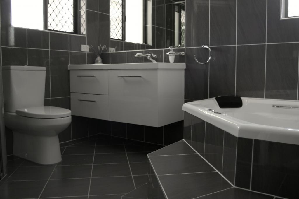 A First Class Bathroom
