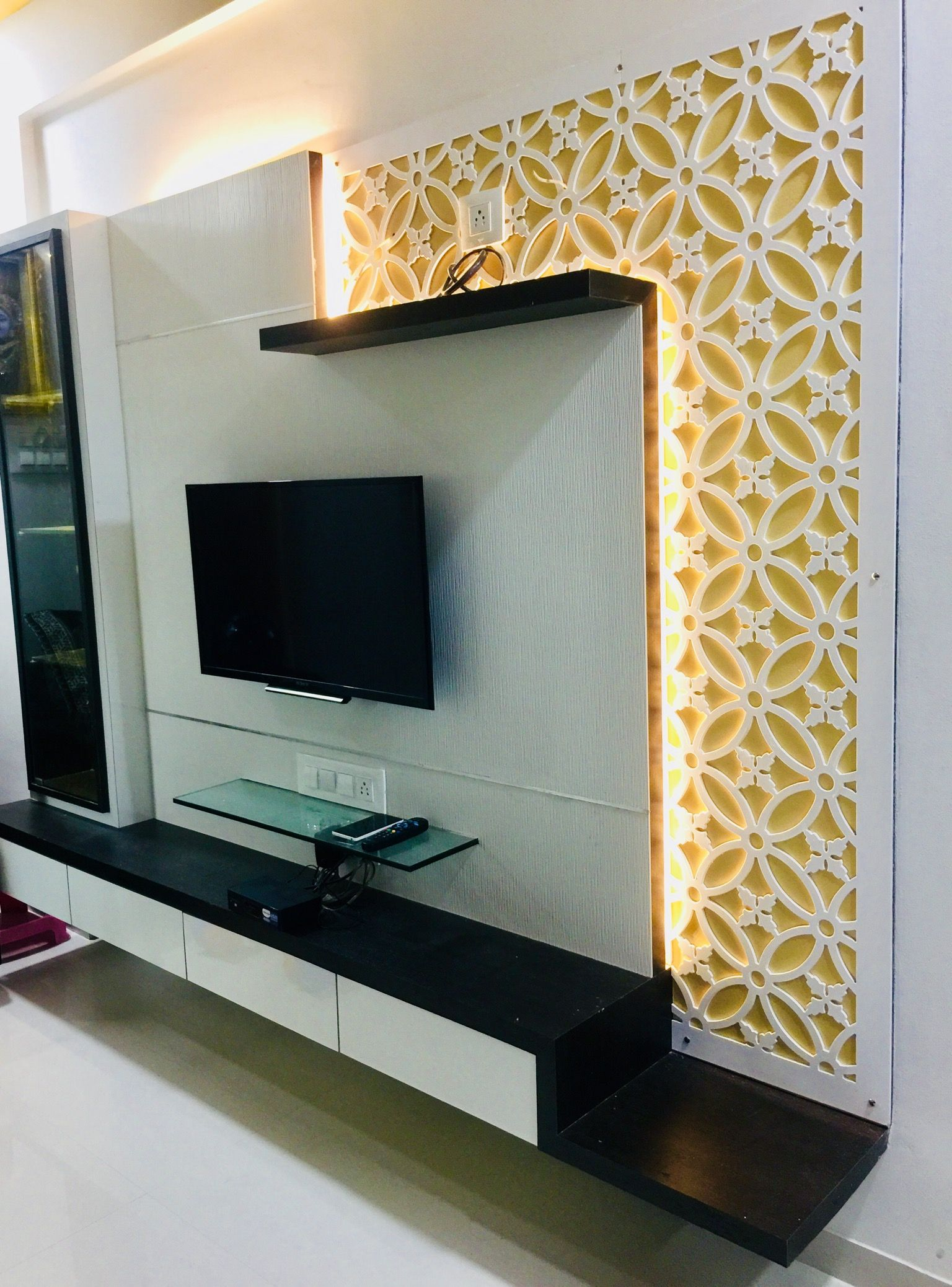 Latest Tv Unit Design: Pin By MOsTA On Ceiling Light Design