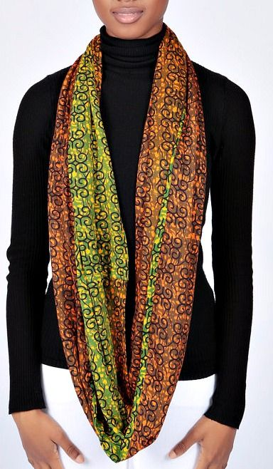 wax scarf