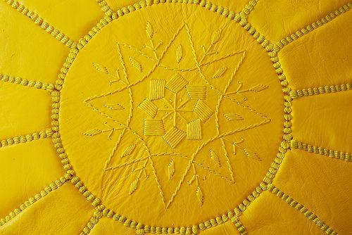 #yellow on yellow
