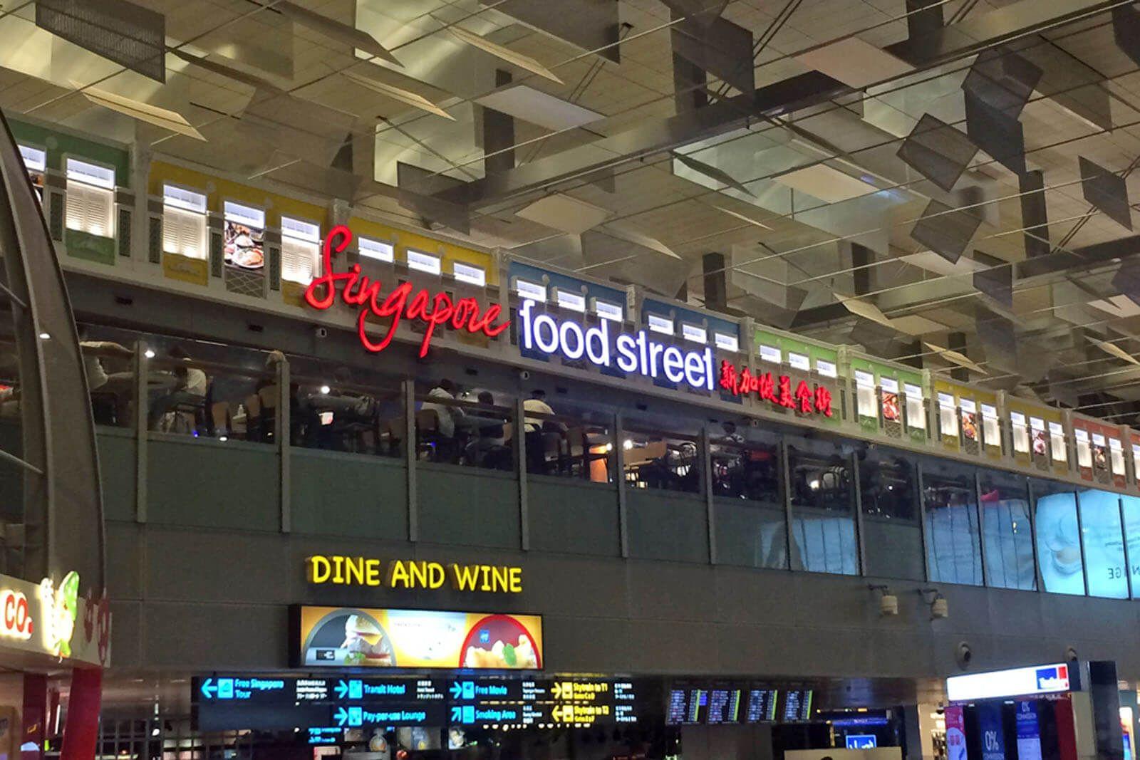 Flughafen Singapur alle Tipps und Infos zum Changi