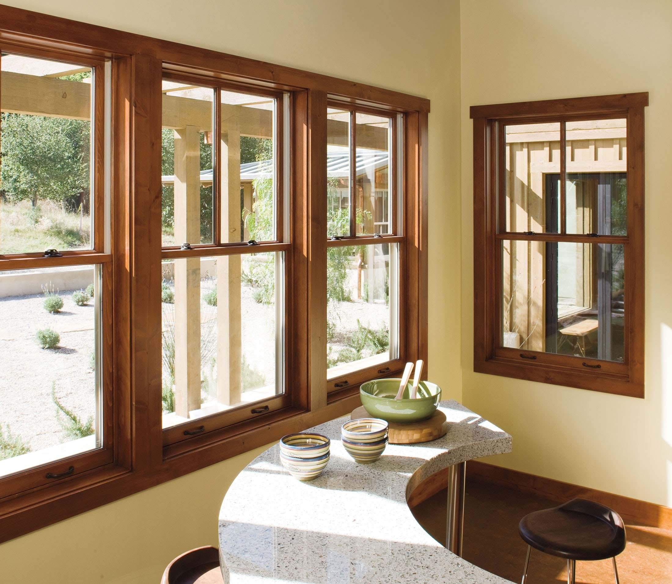 Architect series double hung window walls for Double hung french patio doors