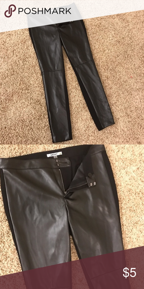 3496c0d6b93492 Dkny leggings No flaws or damage! Excellent condition! Shop my closet and  bundle! All items are only listed for a few days, so take advantage of them  if ...