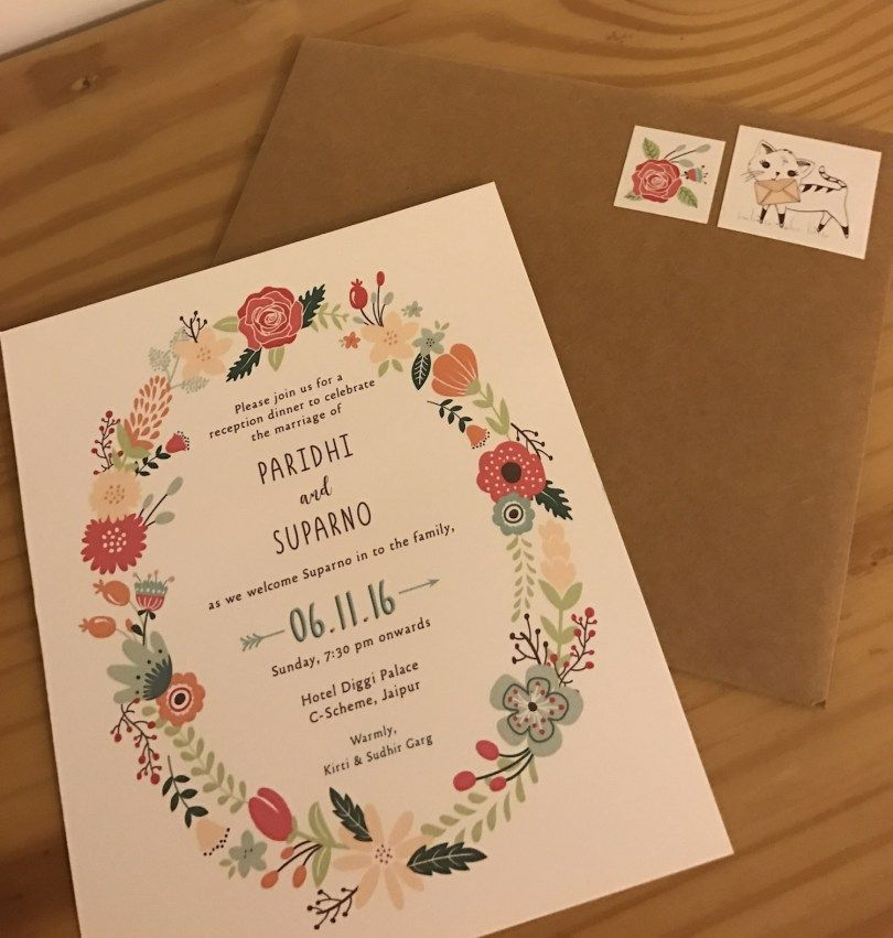 Beautiful And Creative Wedding Invitation Card Designs Art By Techblogstop 2 Creative Wedding Invitations Wedding Invitation Card Design Indian Wedding Cards