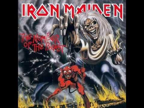 Iron Maiden The Number Of The Beast Youtube With Images